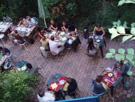 Les jardins de marrakech restaurant marocain privas en for Restaurant jardin marrakech